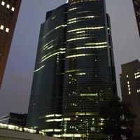 Buildings à Tokyo Shimbashi