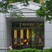 Boutique Gucci sur Omotesandō