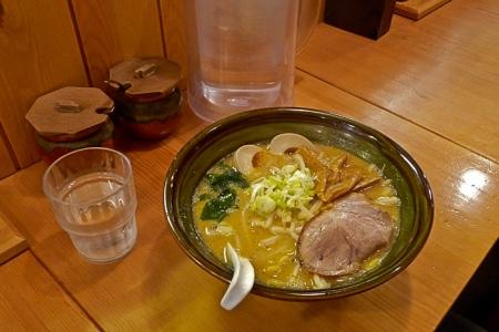 Notre bol de ramen (soupe de nouilles)