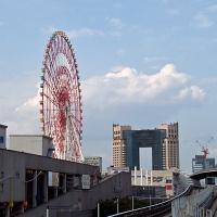 Palette Town à Odaiba