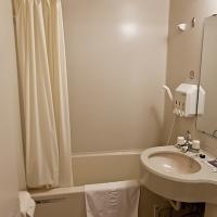 """Salle de bain ambiance """"navette spaciale"""""""