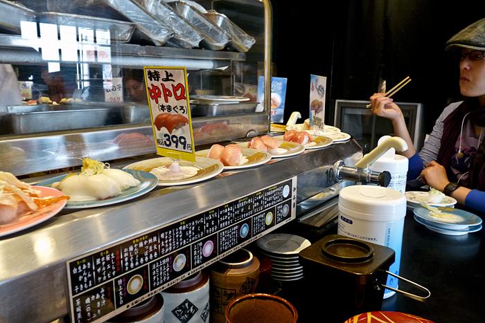 le sushi bar p 233 riple au japon