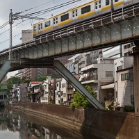 Train à Ochanomizu