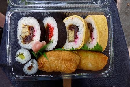 Le bentō de midi