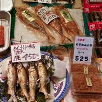 Dans les allées de Nishiki market