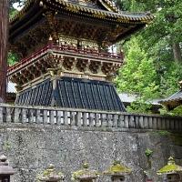 Entrée du sanctuaire Tōshō-gū à Nikkō