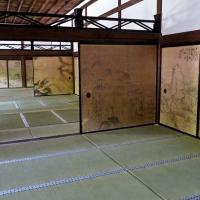 L'intérieur du temple Ryōan-ji