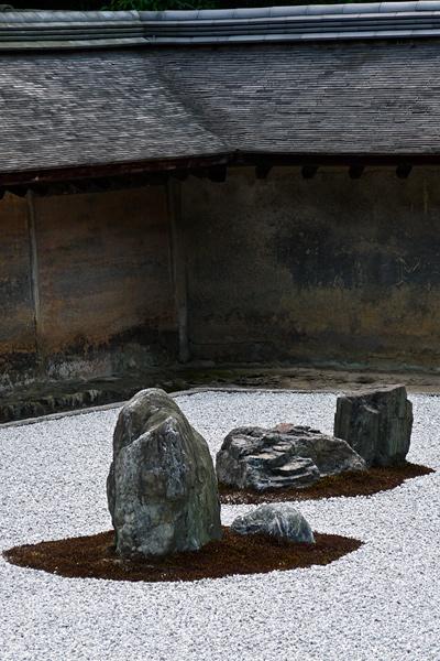 Le Ryoan Ji Et Son Jardin Zen Periple Au Japon