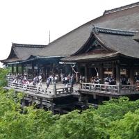 Kiyomizu-dera, temple sur pilotis à Kyoto