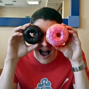 Les yeux donut