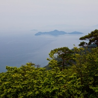 Observatoire du mont Misen sur l'île de Miyajima