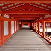 Sanctuaire d'Itsukushima à Miyajima