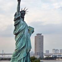 Statue de la liberté à Odaiba
