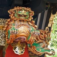 Entrée du mausolée Taiyū-in Reibyō à Nikkō