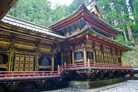 Mausolée Taiyū-in Reibyō à Nikkō