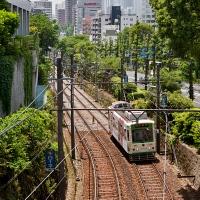 Tramway de la ligne Arakawa