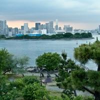 Vue de Tokyo depuis Odaiba