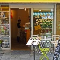 Le Café Sacoche à Tokyo